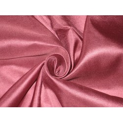 Mary Ann plain silk fabric Rosette with Black Shot silk 44""