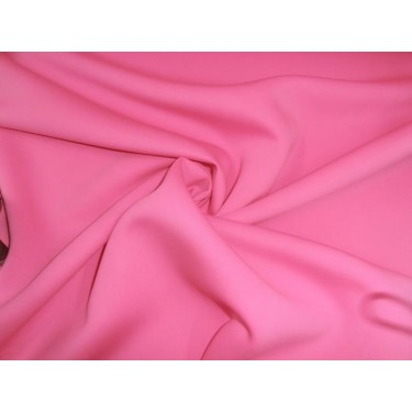 "Bright pink neo Knit fabric 59"" wide-thin for fashion wear scuba/23"