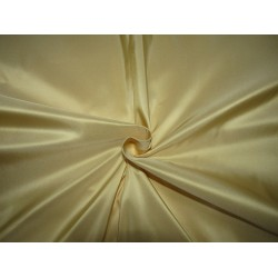 "100% PURE SILK TAFFETA BUTTER  54"" 35  momme TAF305[1] by the yatd"