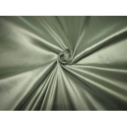 "100% PURE SILK TAFFETA MISTY GREEN 54""  53 momme TAF306[1]/TAF197[1]"