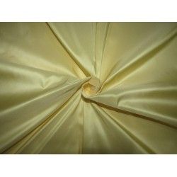 "100% PURE SILK TAFFETA BUTTER GOLD  54"" 35  momme TAF306[5] by the yard"