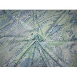 "40's x 40's tencel THE ENVIRONMENT FRIENDLY FABRIC 58"" wide-MARBLE PRINT BLUES by the yard"