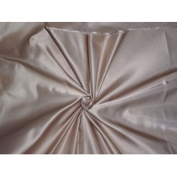 "SILK DUTCHESS LIGHT GOLD X BEIGE 54"" CUT PSC OF 3 YRDS"