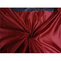 "SILK DUTCHESS SATIN VALENTINO RED X MAGENTA 60"" CUT PSC OF 5.60 YRDS"