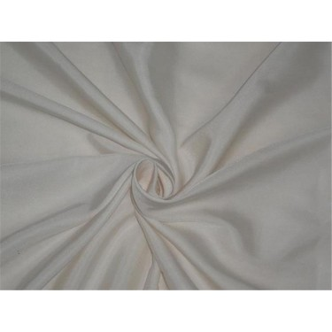 """KORA TWILL FABRIC 50"""" INCH WIDE IVORY COLOR"""