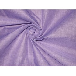 "Purple colour Cotton organdy fabric 44""INCHES"