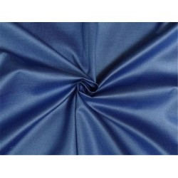 "TUSSAR SILK 40 % / VISCOSE 60% FABRIC 44"" LIGHT ROYAL BLUE COLOR"