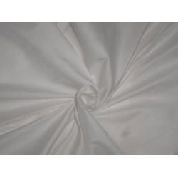 "75 % COTTON / 25% SILK FABRIC 44""-SEMI SHEER"