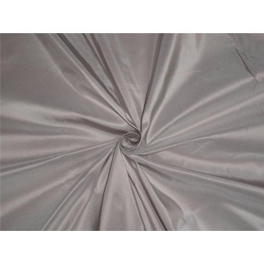 "100% PURE SILK TAFFETA FABRIC PINKISH LAVENDER X IVORY 54"" wide sold by the yard"