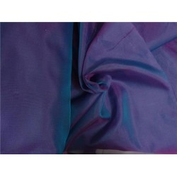 "SILK ORGANZA RICH BLUE X PINK 118""INCHES WIDE"