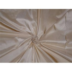 100% PURE SILK TAFFETA FABRIC CHAZAL GOLD