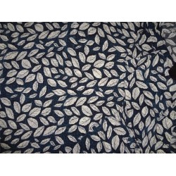 SOFT SILK CREPE FABRIC PRINTED 44""