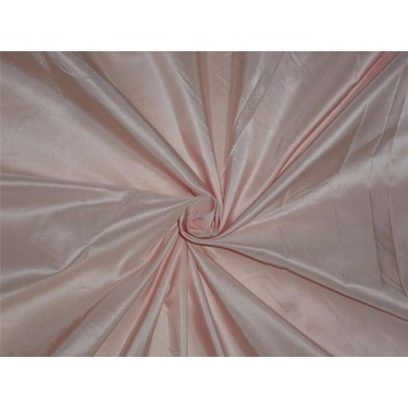 "TAFFETA SILK FABRIC  PINK X IVORY  54"" WIDE"