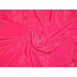 "PURE SILK CREPE FABRIC 44"" BUBBLEGUM,COLOR 115 GRAMS"