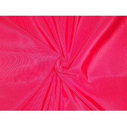 "40 MM HEAVY WEIGHT CANDY PINK SILK TAFFETA FABRIC 54"" WIDE*"