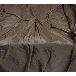 "SILK GOLDEN BROWN TAFFETA FABRIC 54"" WIDE*"