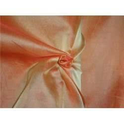 "silk organza iridescent orange x yellow 118""inches wide"