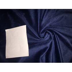 high quality velvet fabric- DEEP BLUE #magnum# -Width of the fabric is 142 Cm ( 56 inches ) .