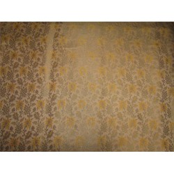 GEORGETTE EMBROIDERY CANDLELIGHT ORANGE  COLOR 44'' PKT 55[3]