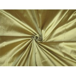 "100% pure silk dupioni fabric creamy gold color 54"" DUP261[1]"