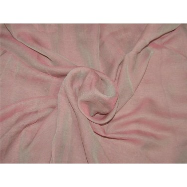 iridescent pink x blue color two tone crinkle chiffon fabric PKT#7