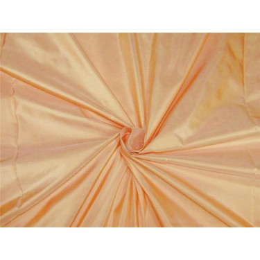 "40mm heavy weight light salmon silk taffeta fabric54""wide*TAF#217[2]"
