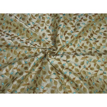 Intricate embroidered fabric 44'' BRO651[1]