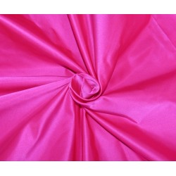 "66 momme silk dutchess satin fabric hot pink 54"" [roll]"