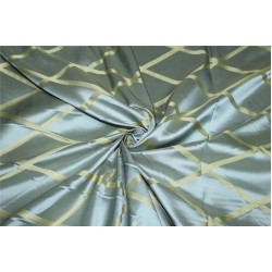 "REVERSIBLE SILK SATIN TAFFETA Fabric TAFC59[2] 54"" wide sold by the yard"