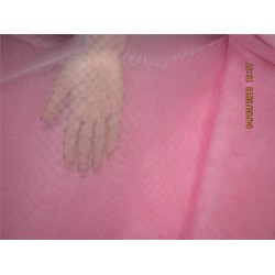 PINK COLOR NYLON NET 120''PERFECT FOR USE IN COSTUMES