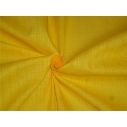 cotton organdy fabric leno dobby CHECKS design 44'' yellow color