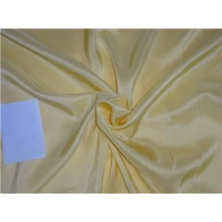 14mm butter gold color plain habotai silk fabric