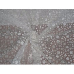 devore burnout Velvet fabric