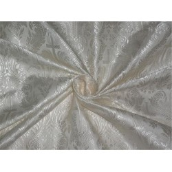 "Brocade Fabric Ivory Color 44""-vestment design"