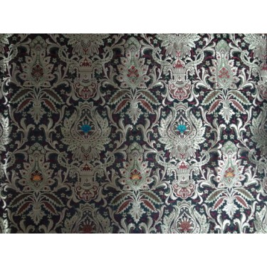 Absolutely Gorgeous handloom woven heavy brocade fabric