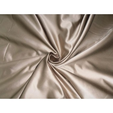 very rich brown 120 inch/304 cms wide 175mm Cotton satin superfine fabricB2#95[2] US7888