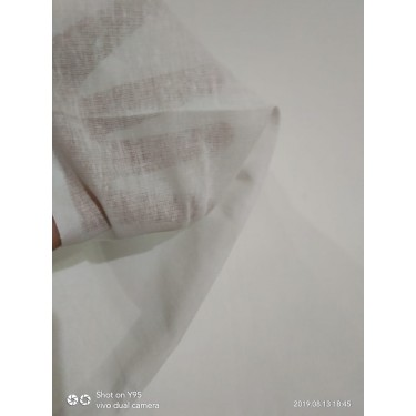 10 yards piece-100% cotton lining fabric sheer cotton width 58 inches