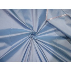 "100% Silk taffeta fabric 54""wide iridescent blue x pink  30MM TAF298[3]"