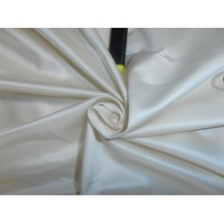 cream color cotton 60%  silk 40%  fabric- 70 momme*/137 cms wide/54""
