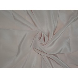 "Pure Silk crepe fabric 44""-skin nude"