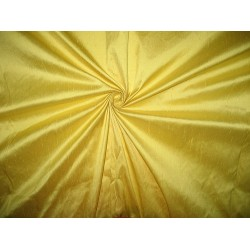 "SILK Dupioni FABRIC 54"" Lime Yellow Colour sold by the yard"