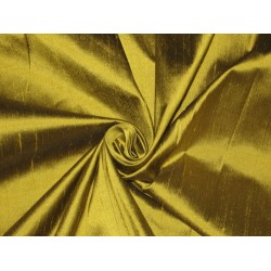 100% Pure SILK Dupioni FABRIC Pistachio Green 54""