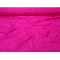 "SILK Dupioni FABRIC Bright Fuchsia 54"" *DUP67[2]"