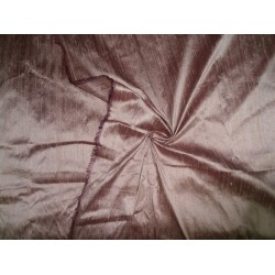 "100% Pure SILK Dupioni FABRIC  pink x magenta 54"" with slubs*MM31[1]"