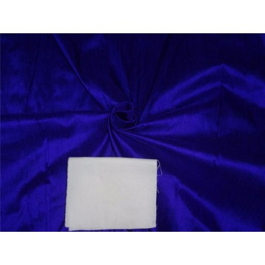 "100% PURE SILK DUPIONI FABRIC BRIGHT INDIAN PURPLE 54""WITH SLUBS*"