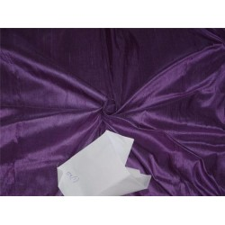 "100% PURE SILK DUPIONI FABRIC BRIGHT PURPLE 54"" WITH SLUBS*"