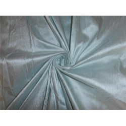 "100% pure silk dupioni fabric mint green 54"" with slubs*"