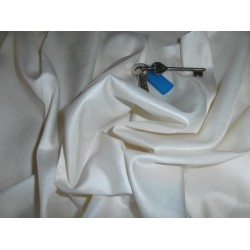 "Silk Satin Georgette fabric 44""- 16 m/m weight"