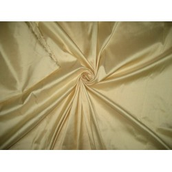 "58""SILK Dupioni FABRIC Golden Cream colour dup181[1]"