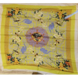 silk scarves digitial printed 42x42""